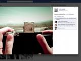"""Facebook """"позаимствовал"""" у Google+ интерфейс просмотра изображений"""