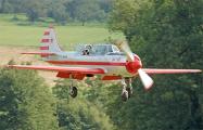 Во время авиашоу в польском Плоцке рухнул самолет
