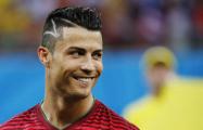 Роналду забил гол в первом матче за «Ювентус»