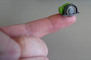 Самую маленькую в мире циркулярную пилу напечатали на 3D-принтере