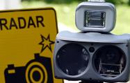 В Бресте водитель дважды за полчаса попался на превышении скорости