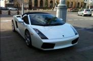 Минская таможня изъяла у венесуэльца Lamborghini Gallardo