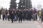 Солидарность в Пинске