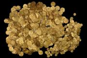 В Израиле нашли клад времен Александра Македонского