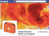 Сообщения об урагане заполонили Facebook