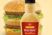 В Австралии поступил в продажу соус для Биг Мака