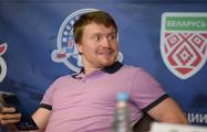 Михаил Грабовский: Перед матчем с Ригой посмотрели хорошее видео из НХЛ