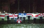 В регионах Беларуси проходят вечерние акции протеста