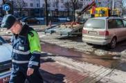 На день милиции парковки в центре Минска ограничат
