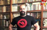 Павел Аракелян: Я проникся белорусским языком, когда начал работать с Вольским