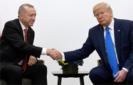 Трамп и Эрдоган договорились о военном сотрудничестве в Ливии