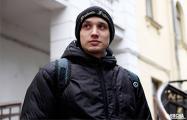 На улицах Бреста появились баннеры в поддержку Дмитрия Полиенко