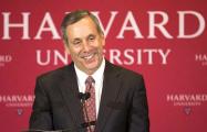 Гарвардский университет возглавил сын уроженца Минска