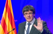 Пучдемона снова выдвинут на пост главы Каталонии