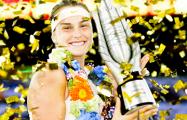 Арина Соболенко - новая скорость в женском теннисе