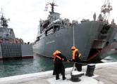Россия усиливает военное присутствие на Средиземном море