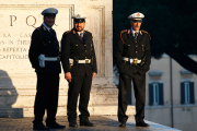 Итальянская полиция обнаружила «фашистский пляжный клуб» почитателей Муссолини
