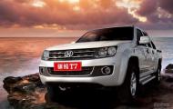 Китайцы создали «клона» Volkswagen Amarok