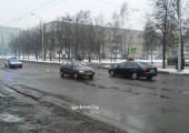 В Бресте машина сбила на пешеходном переходе школьника