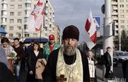 Как священник объяснил судье, чем хорош лозунг «Жыве Беларусь!»