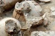 В Израиле найден винный погреб бронзового века