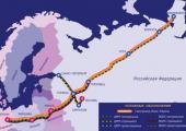 Транзит газа через Беларусь в Европу снижен почти на 90 процентов. Из-за ремонта