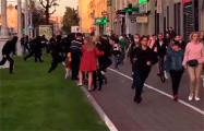 Лукашисты нападали на людей на улице Бядули и возле ТЦ «Московско-Венский»