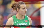Белоруска Алена Дубицкая завоевала бронзу ЧЕ-2018 в толкании ядра