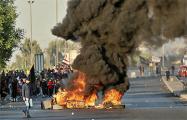 В Багдаде снова начались антиправительственные выступления