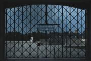 В Германии похитили ворота концлагеря Дахау