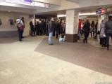 Телефонный «террорист» парализовал работу метро