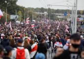Воскресные протесты: новый сценарий, старый итог
