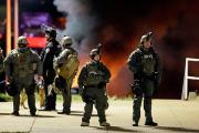 Два агента ФБР получили огнестрельные ранения недалеко от Фергюсона