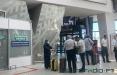 Как журналисты встретили еще один рейс из Багдада в минском аэропорту