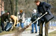 В Борисове зарегистрированных безработных отправляют на общественные работы
