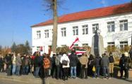 Участников акции памяти Калиновского в Свислочи вызывают в милицию
