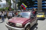 Венесуэльская оппозиция призвала к общенациональной забастовке