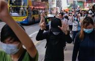 В Гонконге снова вспыхнули протесты