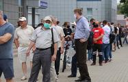 Гомельчанка: Холодильник выведет белорусов на улицы