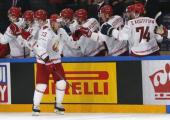 Беларусь одержала первую победу на ЧМ-2017 и сохранила прописку в элитном дивизионе