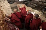 В месте рождения Будды найдено древнее святилище