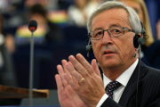 Европарламент одобрил кандидатуру Юнкера на пост главы Еврокомиссии