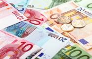 Евро продолжает дорожать на минских торгах