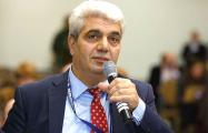 Ученый и дипломат Степан Григорян на свободе