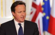 Дэвид Кэмерон: Поддержим Украину без компромиссов