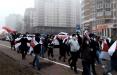 Минчане с Притыцкого с самого утра вышли на яркий марш