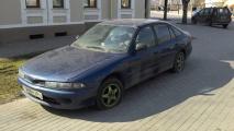 Гродненцы пробили колеса авто с флагом России