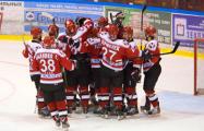 «Неман» победил в первом матче хоккейной Лиги чемпионов