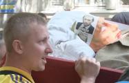 «Отстань, страна огромная!»: возле консульства РФ в Харькове прошел митинг