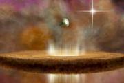 В Орионе обнаружили пропажу протопланетных дисков